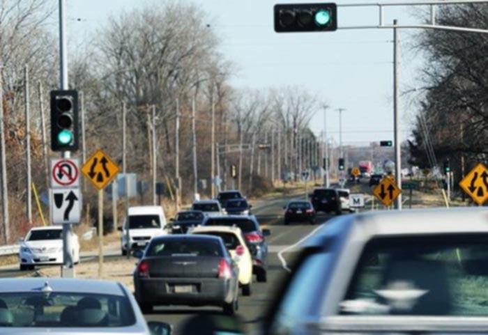 Traffic & Signal Control System