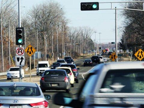 Traffic signal & control - Metro Infrasys